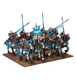Mantic Games Basilean Paladin Knights Regiment
