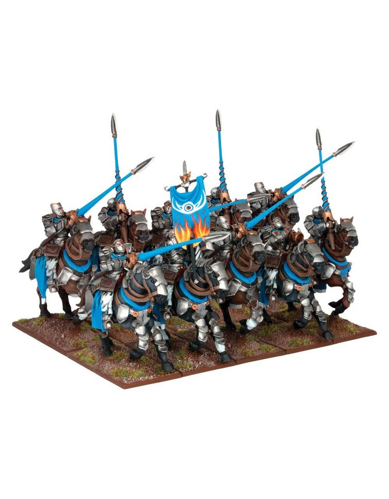 Mantic Games Basilean: Paladin Knights Regiment