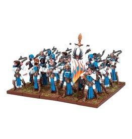 Mantic Games Basilean Sisterhood Infantry Regiment