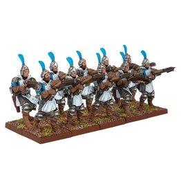 Mantic Games Basilean Crossbowmen Troop