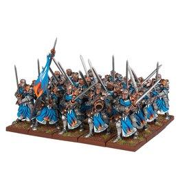 Mantic Games Basilean Paladin Foot Guard Regiment