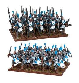 Mantic Games Basilean Men-at-Arms Horde