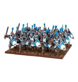 Mantic Games Basilean Men-at-Arms Regiment