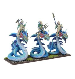 Mantic Games Naiad Wyrmrider Regiment