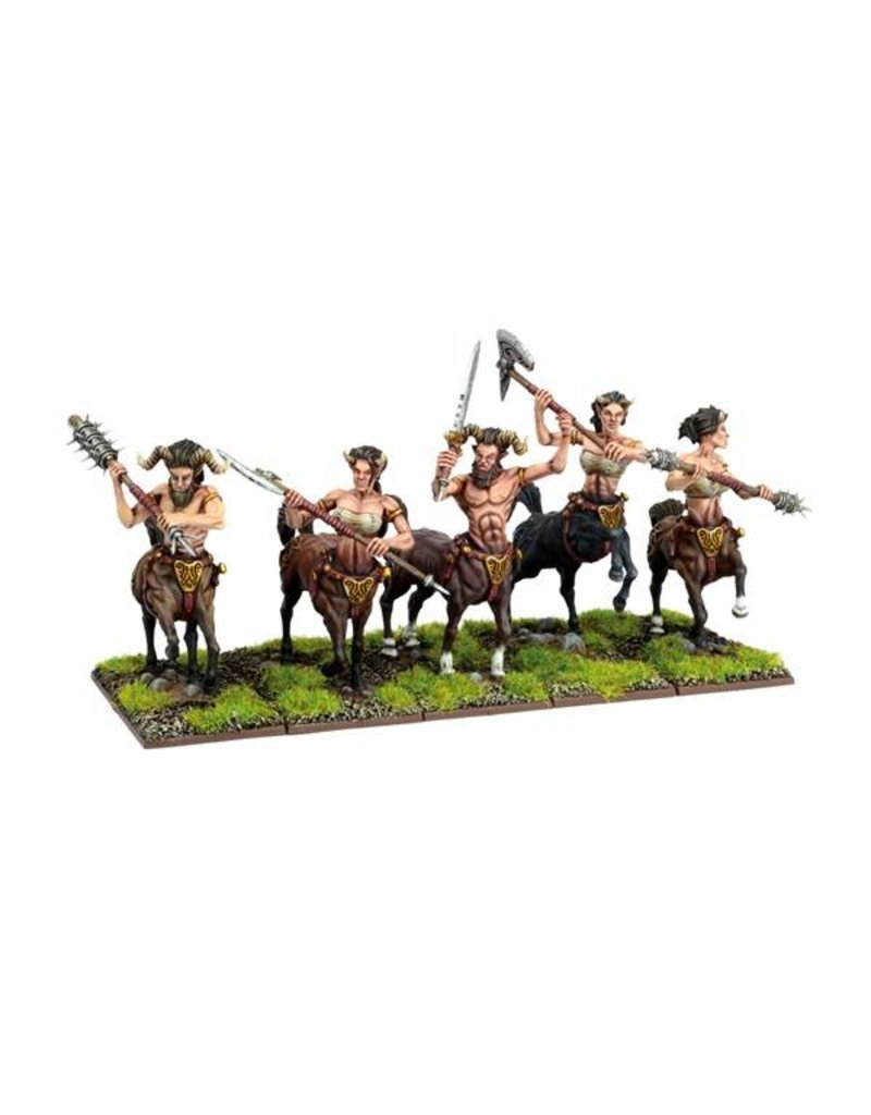Mantic Games Forces Of Nature: Centaur Troop