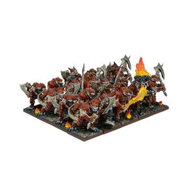 Mantic Games Salamander Regiment