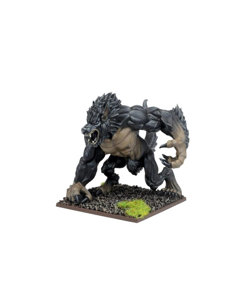 Mantic Games Undead: Lykanis, Werewolf Alpha