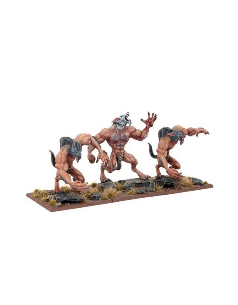 Mantic Games Undead: Werewolves Regiment