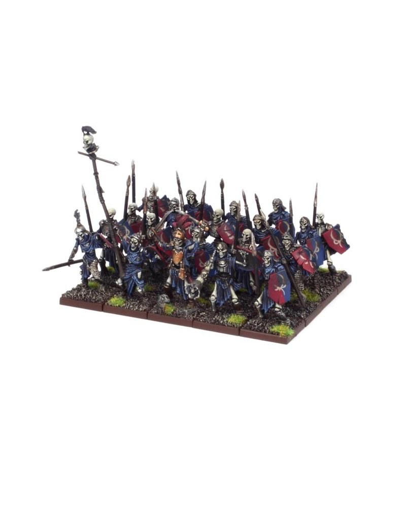 Mantic Games Undead: Skeleton Regiment