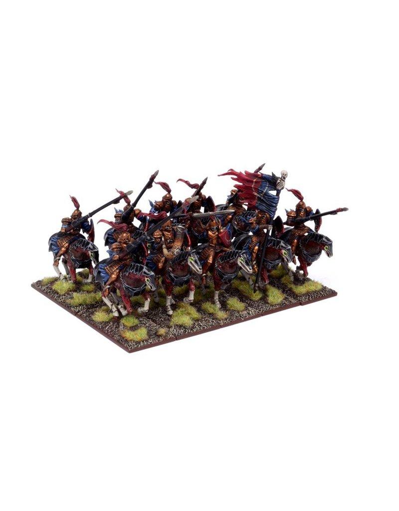 Mantic Games Undead: Revenant Cavalry Regiment