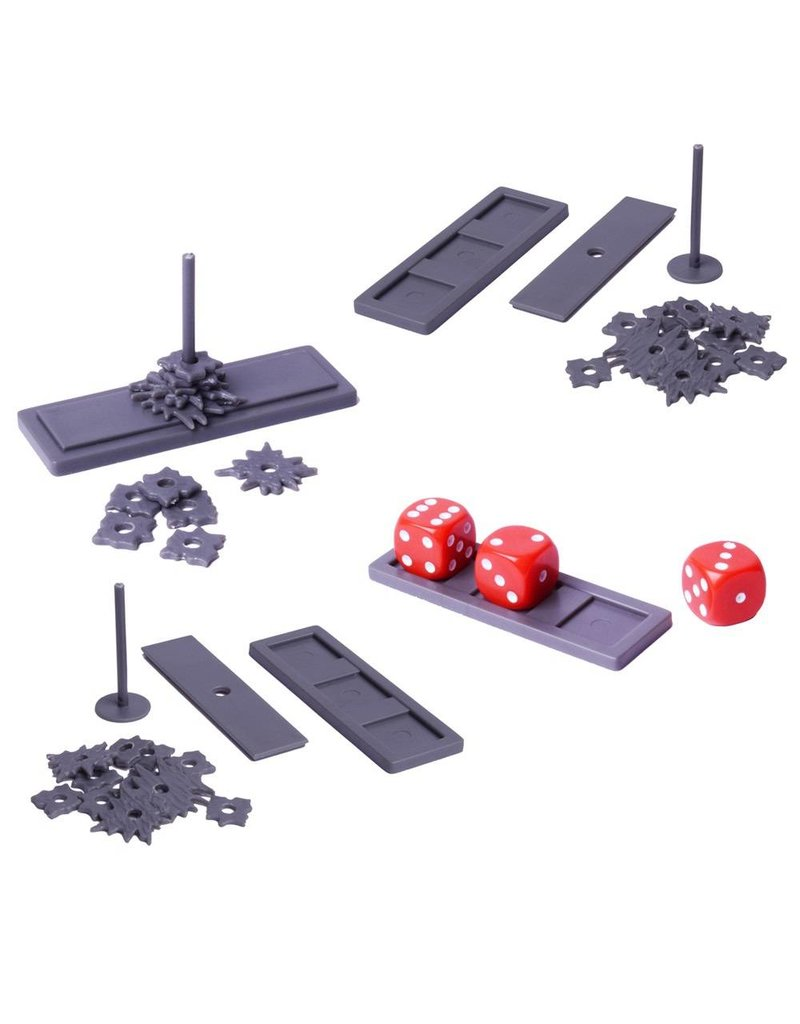 Mantic Games Kings of War Damage Trackers