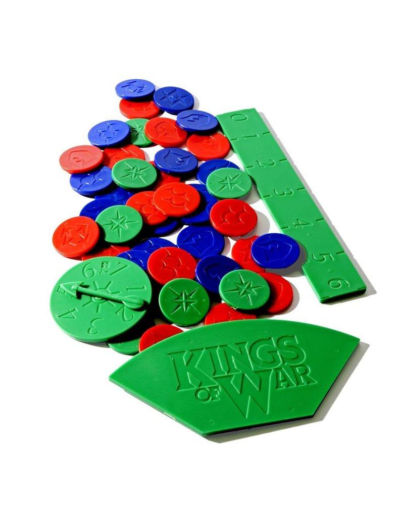 Mantic Games Kings of War Plastic Counter Set