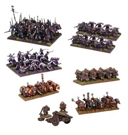 Mantic Games Kings of War 2nd Edition Two Player Battle Set