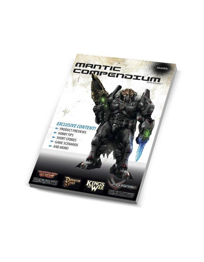 Mantic Games Mantic 2016 Compendium