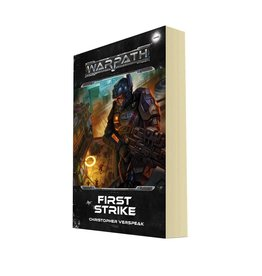 Mantic Games Warpath: First Strike