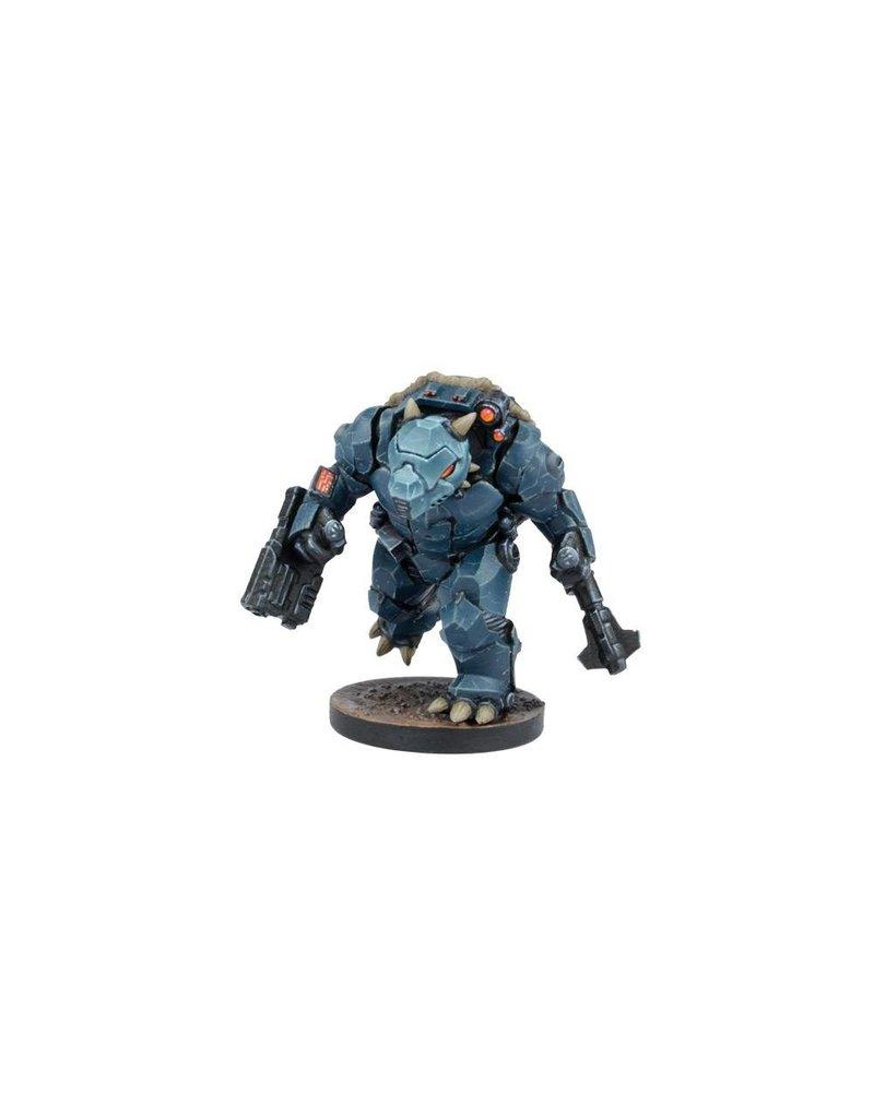 Mantic Games Deadzone: Teraton Shock Trooper