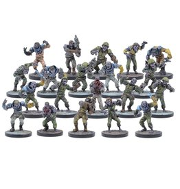 Mantic Games Plague Zombies