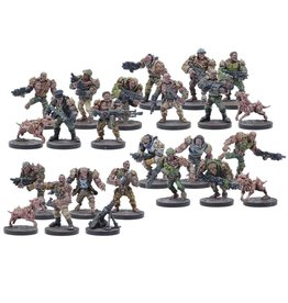 Mantic Games Plague 3rd Gen. Troopers
