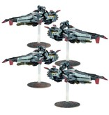 Mantic Games Warpath / Deadzone: Enforcer Jetbikes Squad