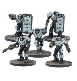 Mantic Games Enforcer Peacekeepers