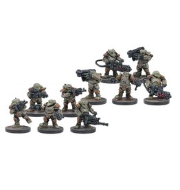 Mantic Games Forge Father Steel Warriors