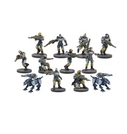 Mantic Games Enforcer Pathfinders