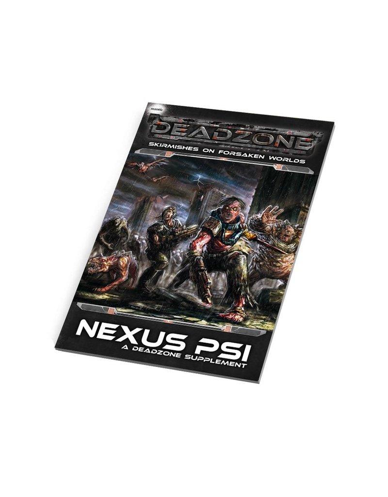 Mantic Games Deadzone: Nexus Psi Sourcebook