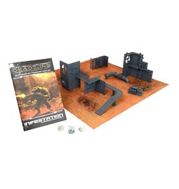 Mantic Games Deadzone: Infestation - Exham IV Expansion