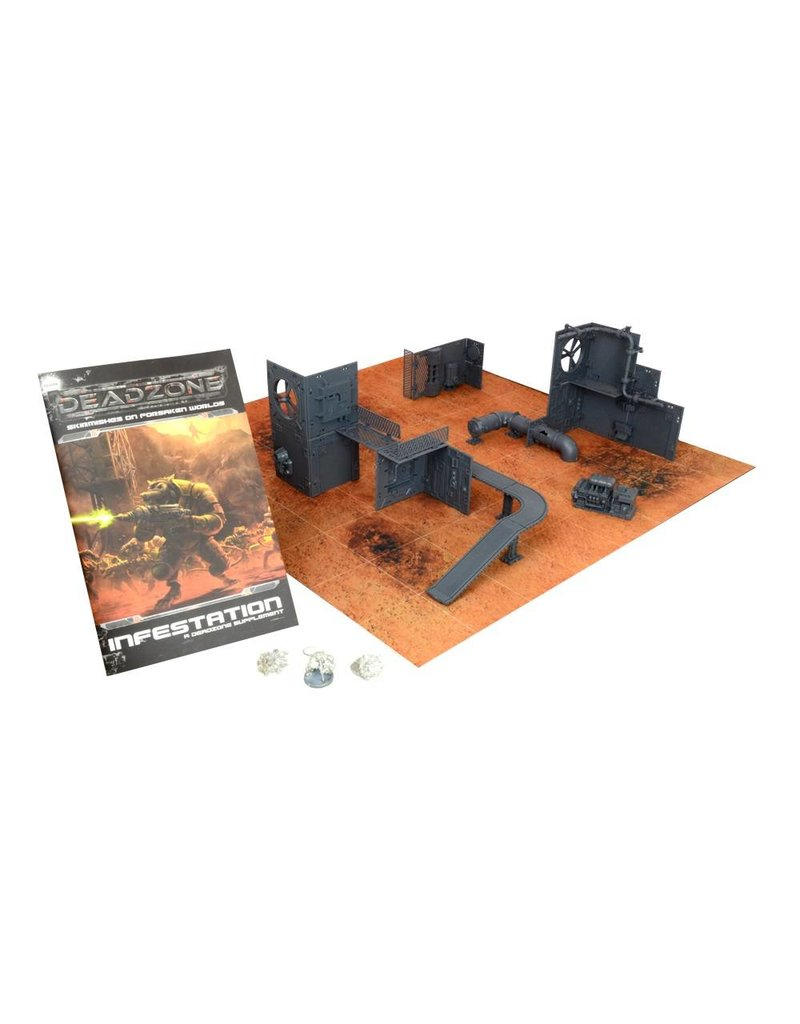 Mantic Games Deadzone: Infestation - Exham IV Expansion