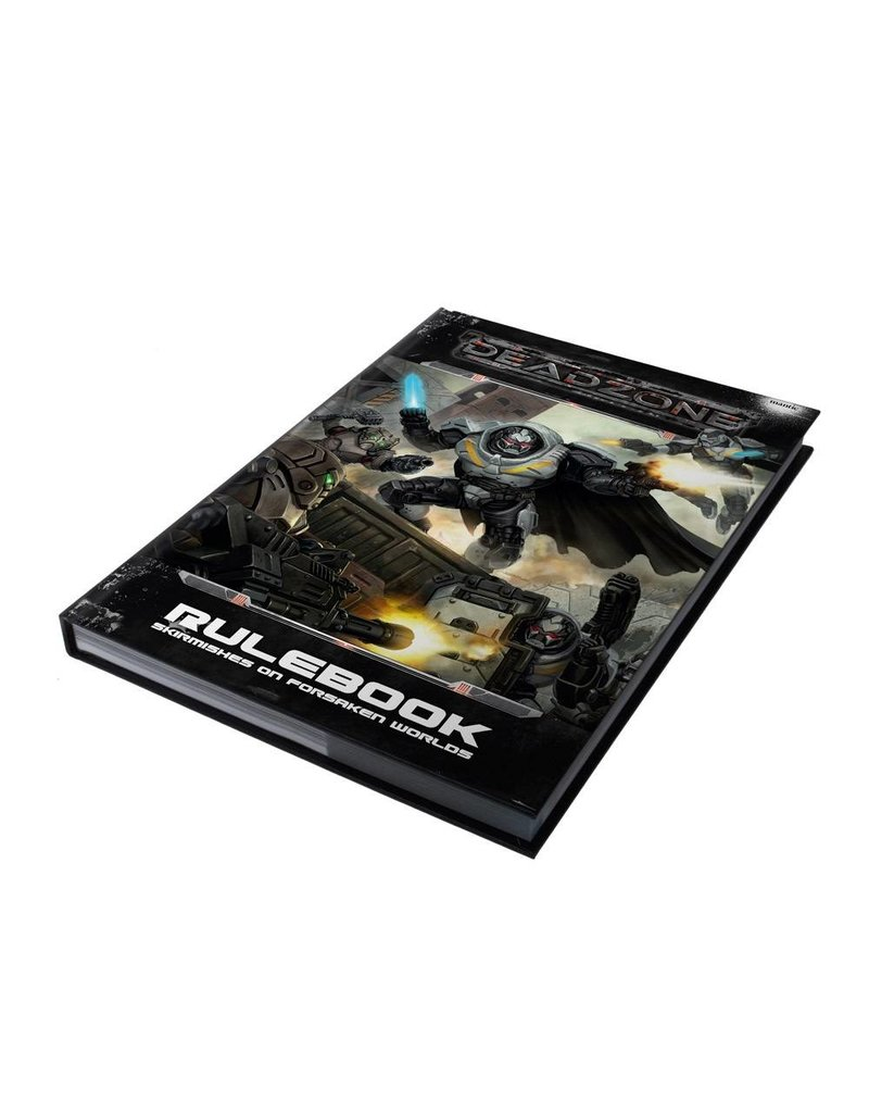 Mantic Games Deadzone 2nd Edition Hardback Rulebook