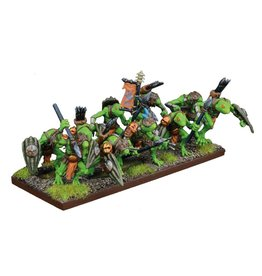 Mantic Games Trident Realm Riverguard Troop