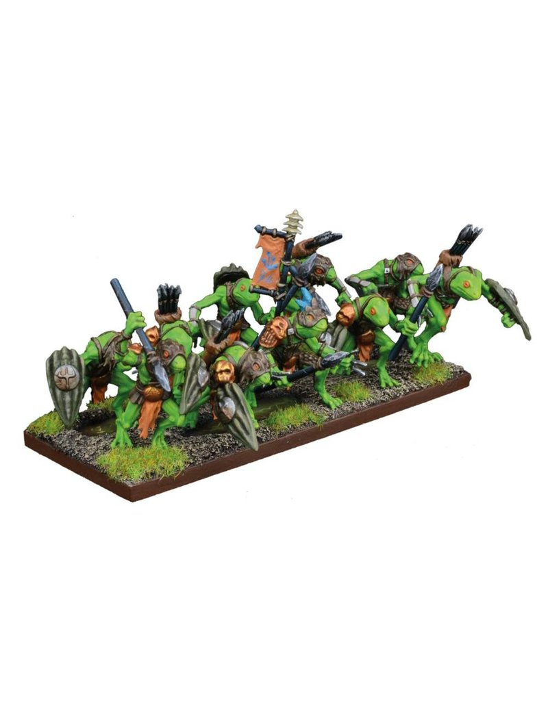 Mantic Games Trident Realm of Neritica: Riverguard Troop