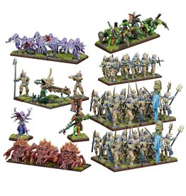 Mantic Games Trident Realms of Nauritica Mega Army