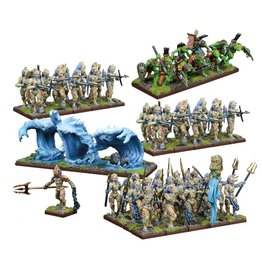 Mantic Games Trident Realm of Neritica Army