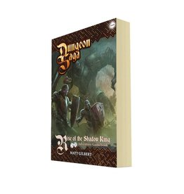 Mantic Games Dungeon Saga: Rise of the Shadow King