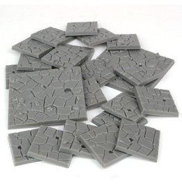 Mantic Games Dungeon Saga: Flagstone Bases