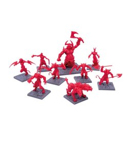 Mantic Games Dungeon Saga: Denizens of the Abyss Miniatures Set