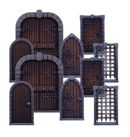 Mantic Games Dungeon Doors Pack