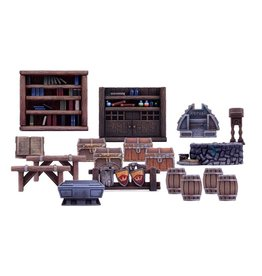 Mantic Games Dungeon Furniture Pack