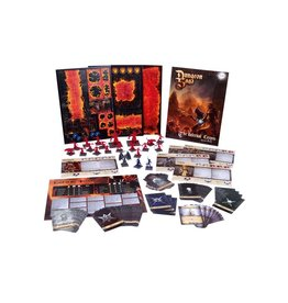 Mantic Games Dungeon Saga: The Infernal Crypts