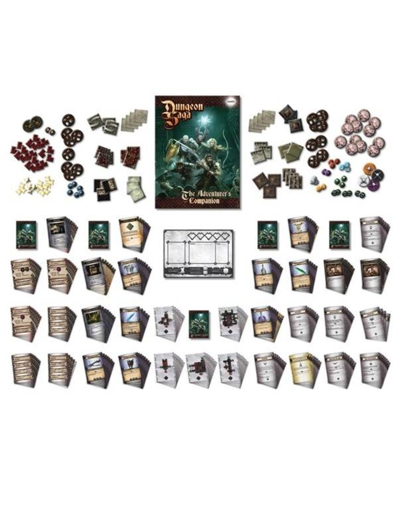 Mantic Games Dungeon Saga: The Adventurer's Companion
