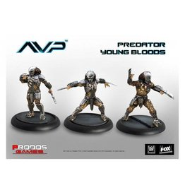 PRODOS GAMES Predator Young Bloods