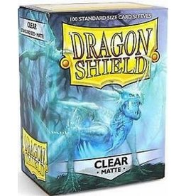 ARCANE TINMEN Dragon Shield Sleeves Matte Clear (100)