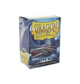 ARCANE TINMEN Dragon Shield Sleeves Matte Blue (100)