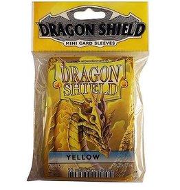 ARCANE TINMEN Dragon Shield Sleeves Yellow (50)