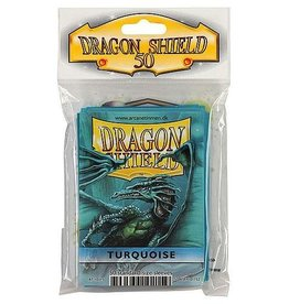 ARCANE TINMEN Dragon Shield Sleeves Turquoise (50)
