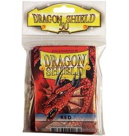 ARCANE TINMEN Dragon Shield Sleeves Red (50)