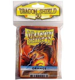 ARCANE TINMEN Dragon Shield Sleeves Orange (50)
