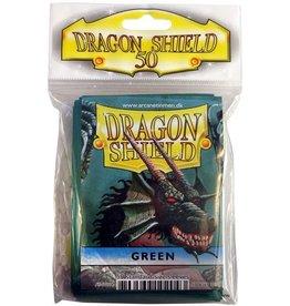 ARCANE TINMEN Dragon Shield Sleeves Green (50)