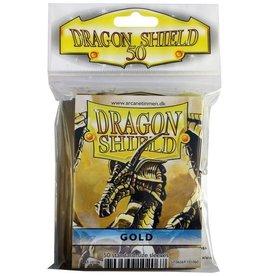 ARCANE TINMEN Dragon Shield Sleeves Gold (50)